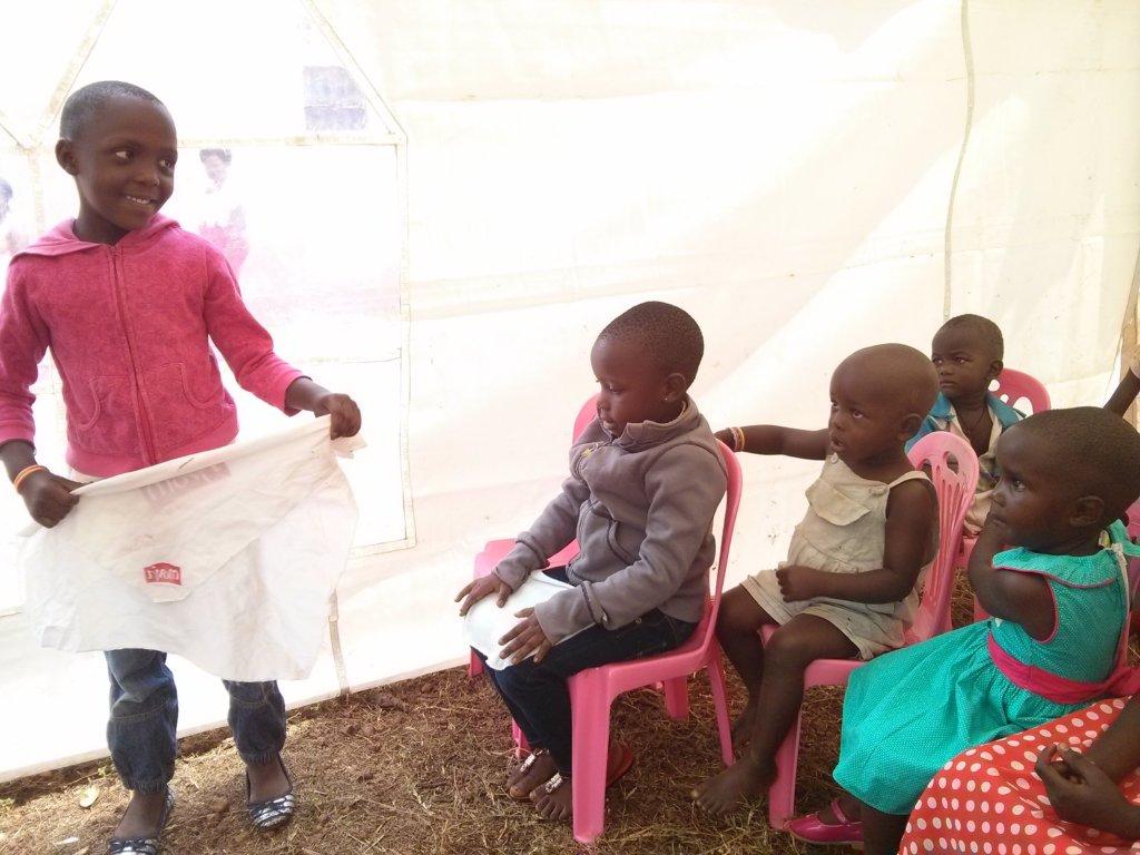Education Sponsorship for 2 Needy  Kids in Uganda