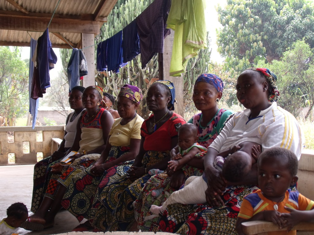 Empowering Women's Projects - Bolivia and Cameroon