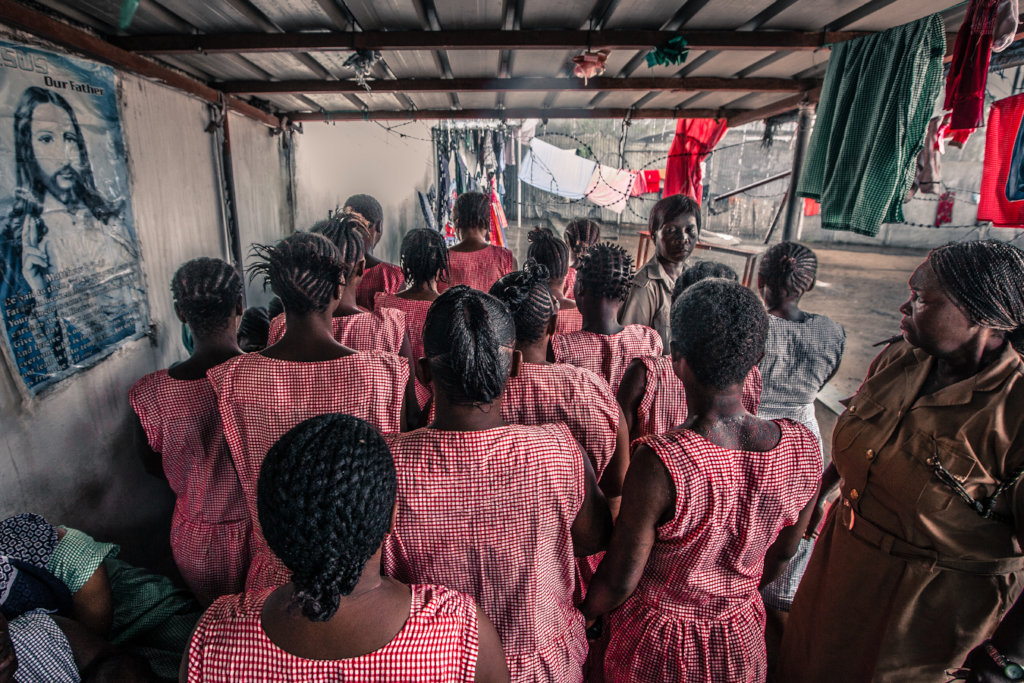 Access to Justice for 450 Women in Sierra Leone