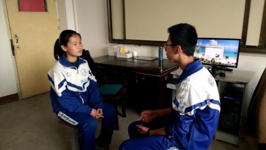 Practice Interview @Xinhua Middle School