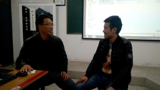 Demo: Teacher Tian Interview Teacher Xu