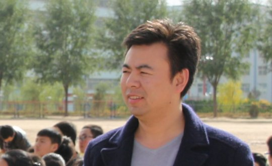 Yang is connecting his students with local history