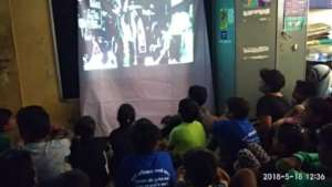 Film Screening for children