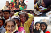 Transform childhoods of 500 slum children in India