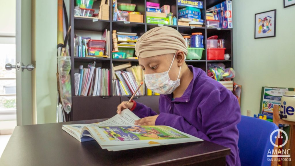 Timely cancer treatment for 100 mexican children.