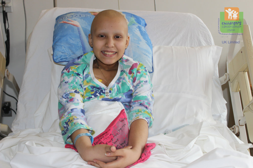 Help 8-Year-Old Boudy Fight Cancer