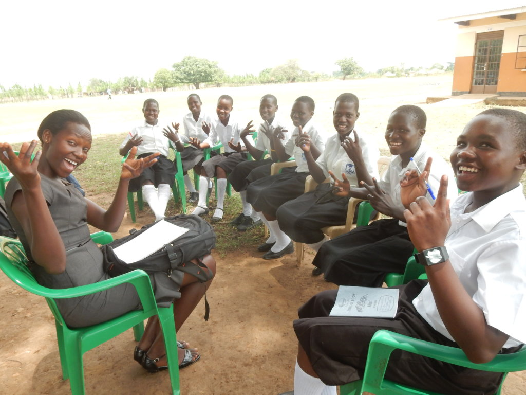 2nd Chance Education for 120 Girls in N. Uganda