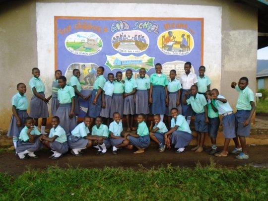 EDUCATE A CHILD SPONSORSHIP PROGRAMME