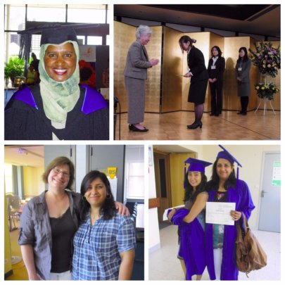 Hegg Hoffet Fund for Displaced Women Graduates