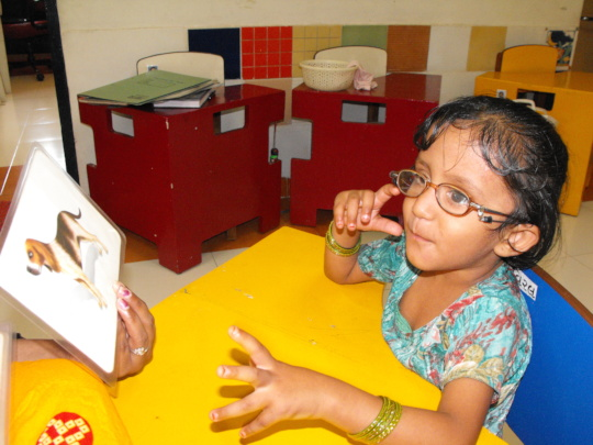 Examination of Children with Disabilities