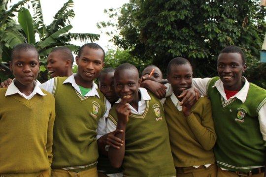 Innovative pilots in Kenyan and Ugandan Schools