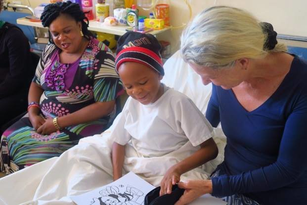 Cardiac Surgery for 4 African Children