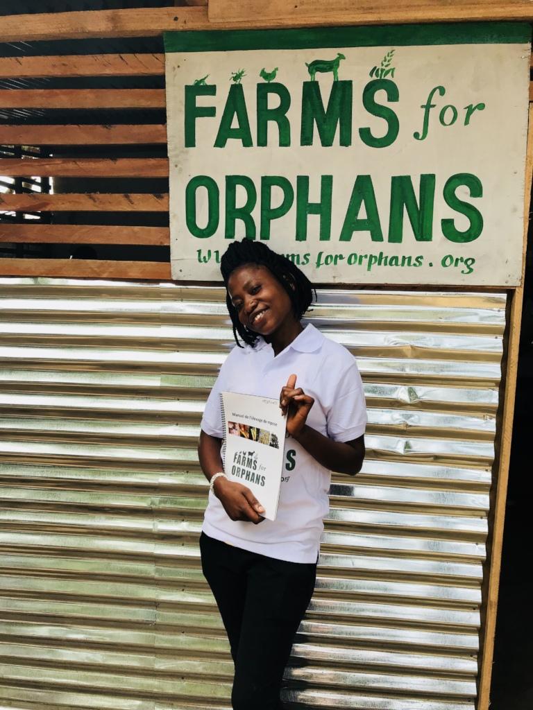 Youth farmer, Dorcas
