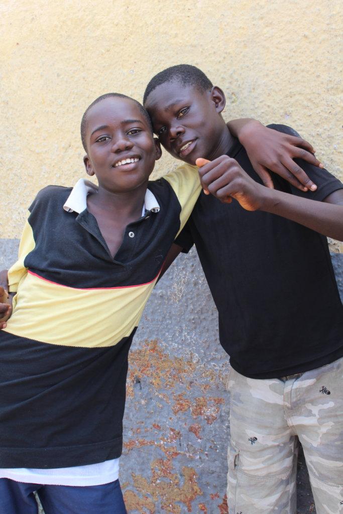 Feed DR Congo's Orphans through Insect Farming