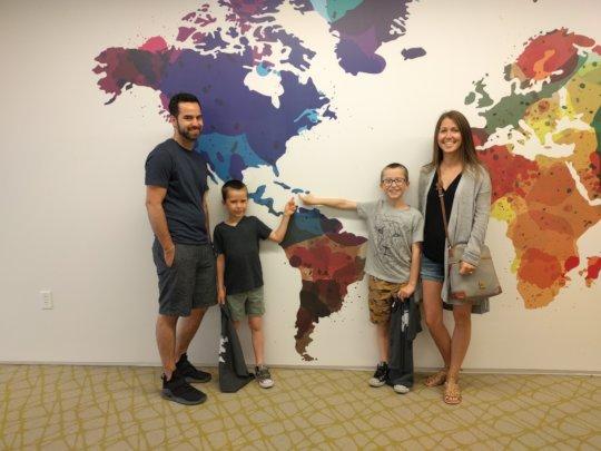 The Collazo Family