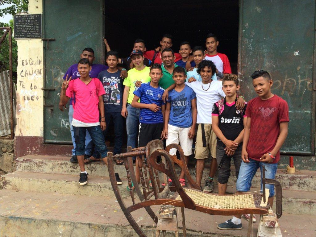 Teach skills to high-risk Nicaraguan boys