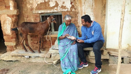 Ensuring Narasamma gets her medicines