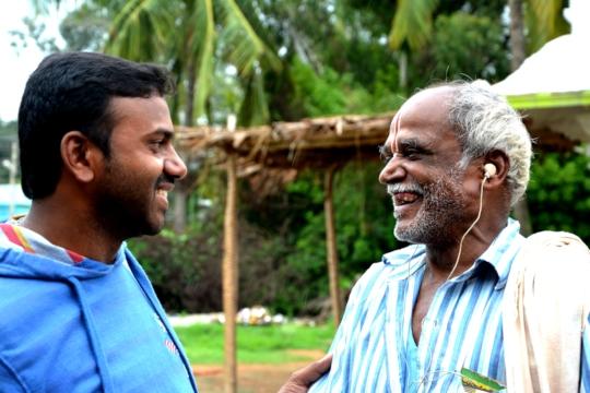 I can hear well - says Ashwathya