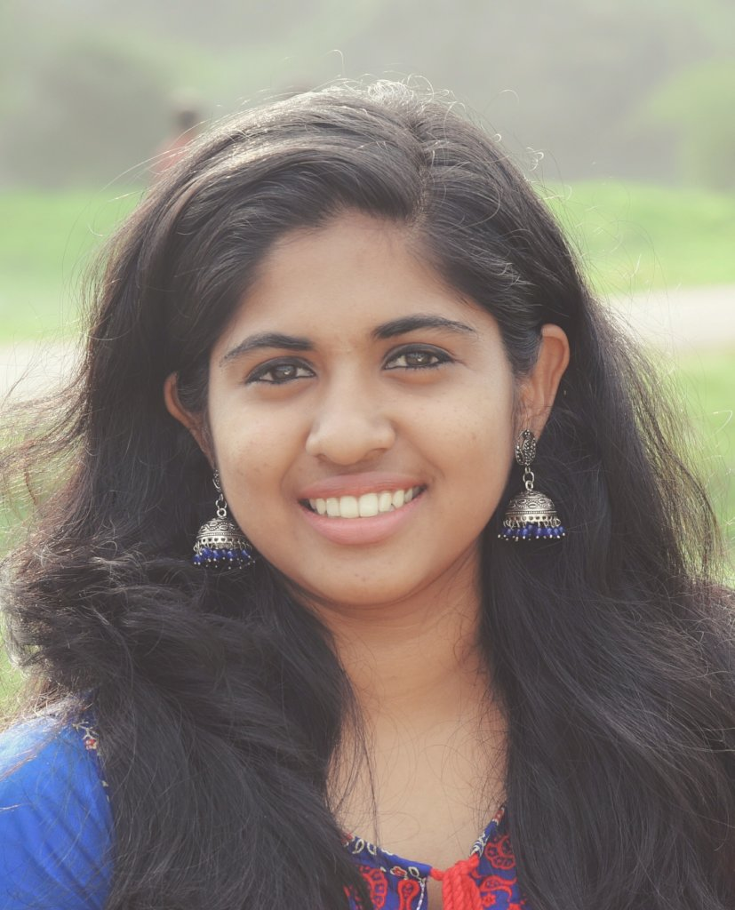 AUW Class of 2018 Graduate Anna from Kerala