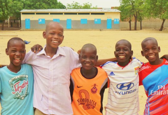 Reinserting 35 Street Children in Chadian Families