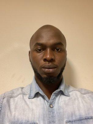 Mr. Edoka Jombo, new team member, novemer 2019
