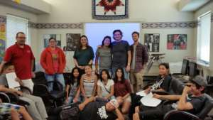 Umatter classroom that participated in the program