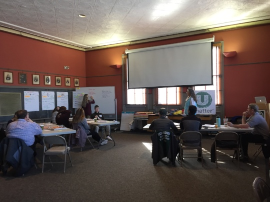 Youth Leadership Training in Rutland, Vermont