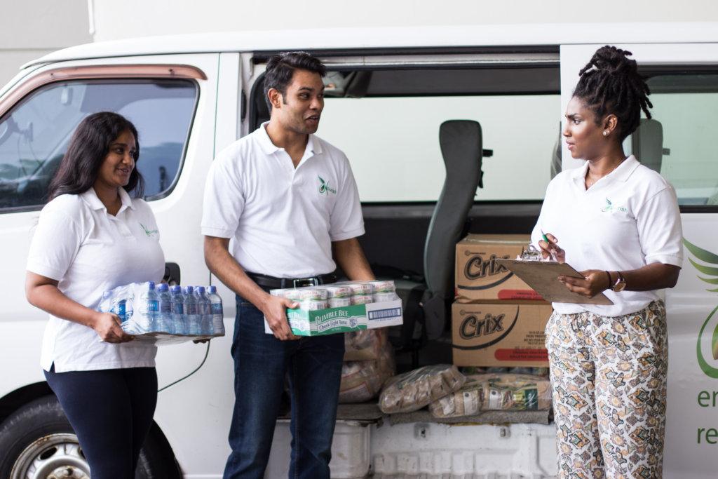 End hunger & food waste in Trinidad & Tobago
