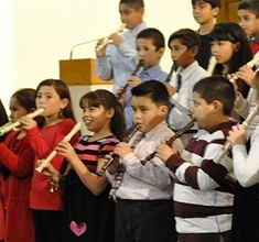 Students Perform in Holiday Concert