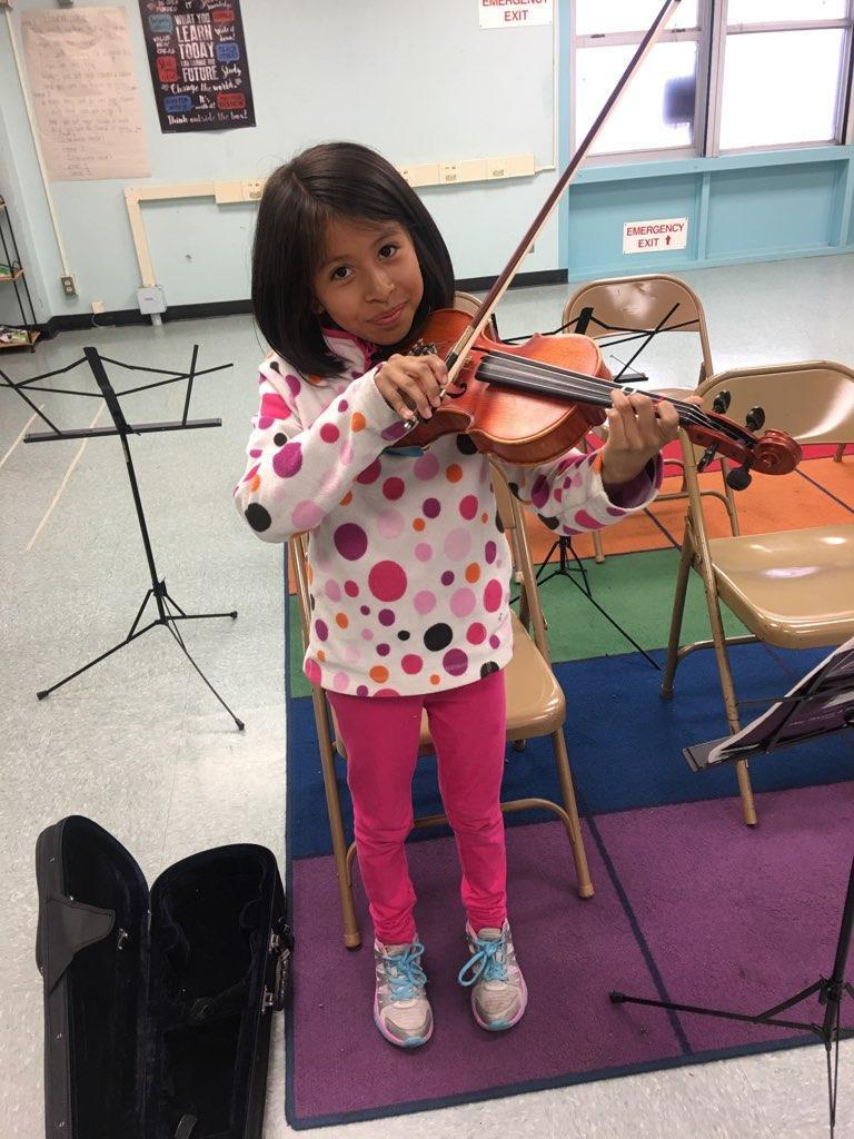 Student Clara - Norwood Elementary