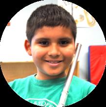 Alberto, 4th Grader