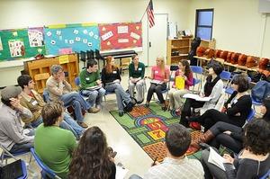 Teaching Artists Gather for Professional Development