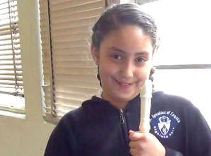 Sarah Loves Learning Music and the Recorder
