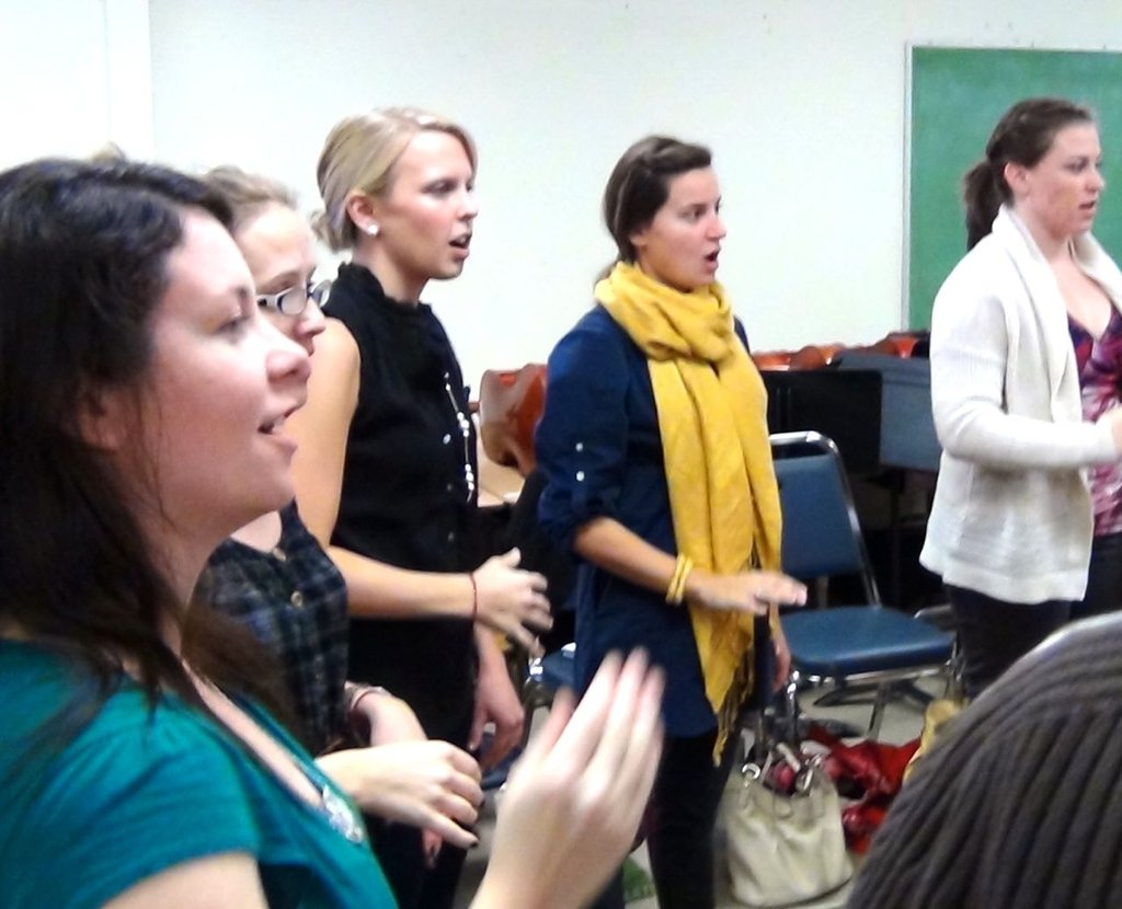Music Teachers Gather for Professional Development
