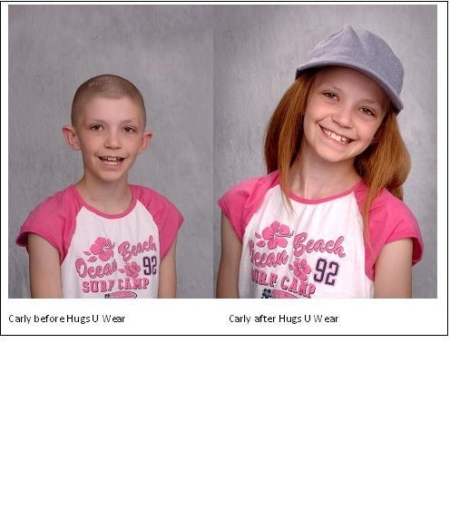 Wigs For Cancer Kids 65