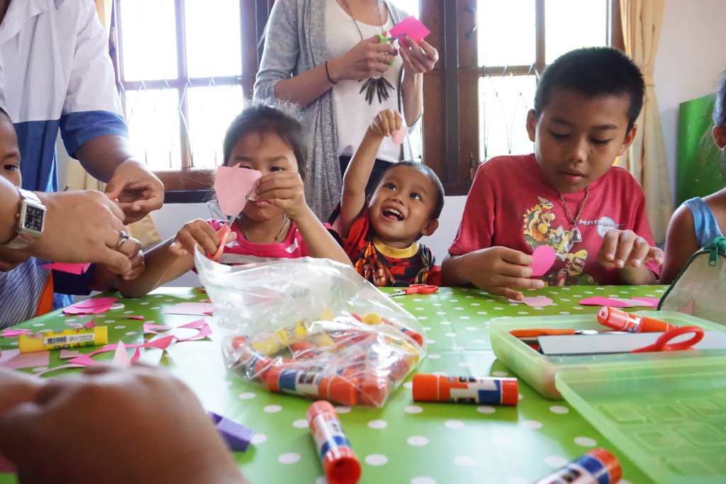 Prevent Trafficking: Educate 130 Thai Children
