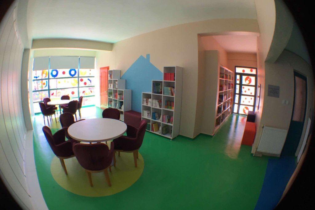 Help Renovate a Kids' Community Center in Turkey