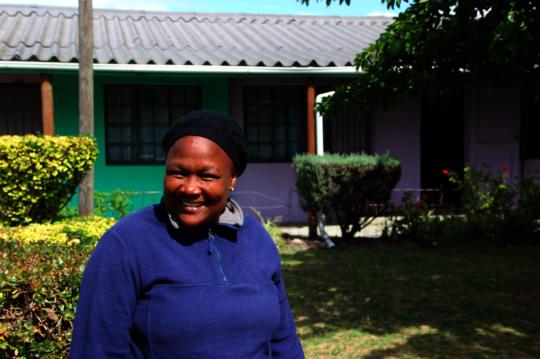 Ntombi, Philani Staff Nurse