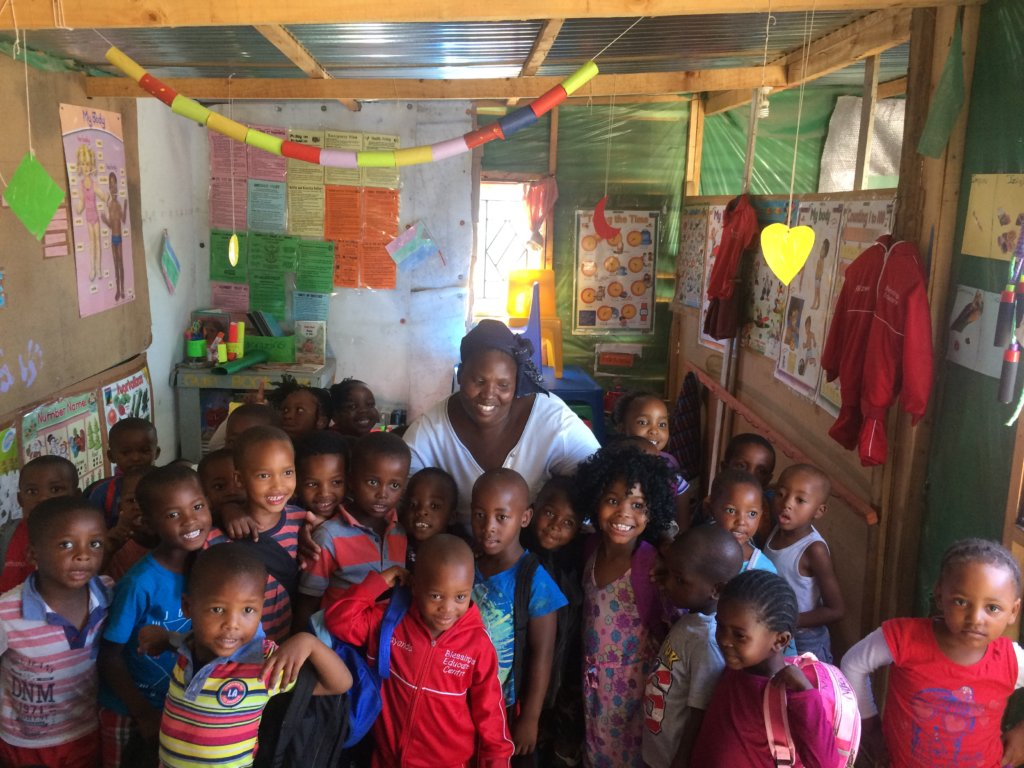 Empower South African Women Fighting Child Poverty