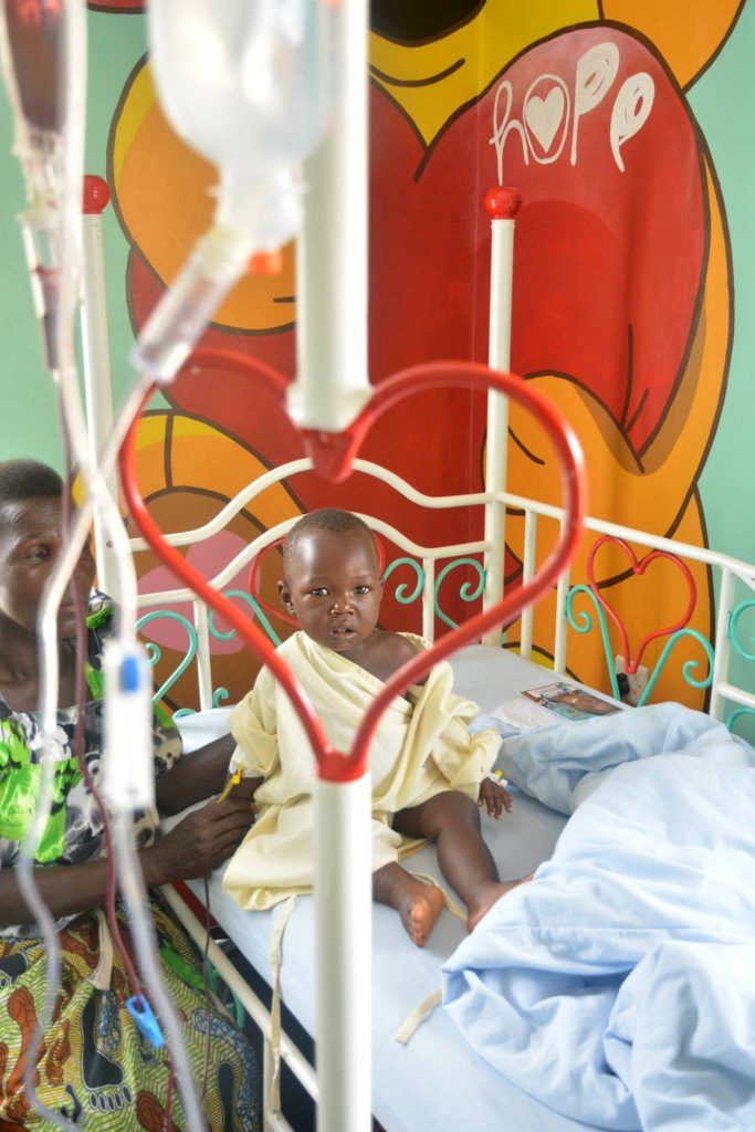 Help Ugandan People Donate Life Saving Blood