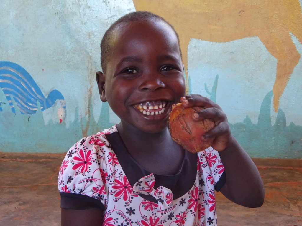 Plant. Share. Eat. Tackling Malnutrition in Malawi