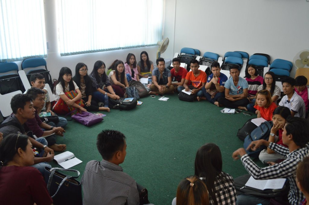 Youth-Led Peace Building in Post Conflict Myanmar