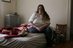Woman housed through Sarah's Circle