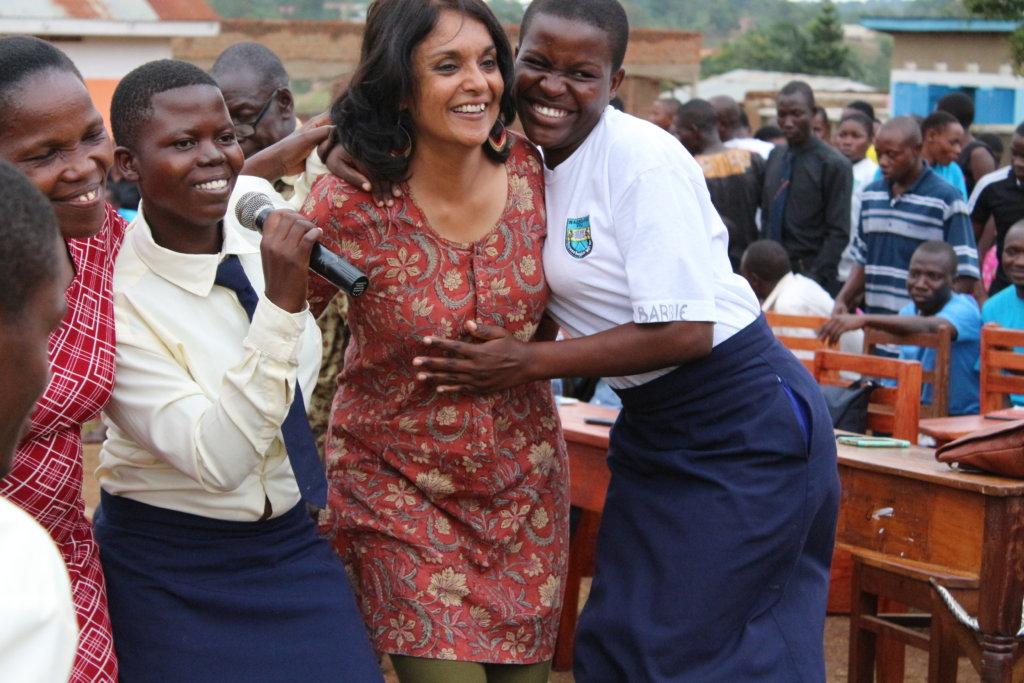 Student and Teacher Leadership Training in Uganda