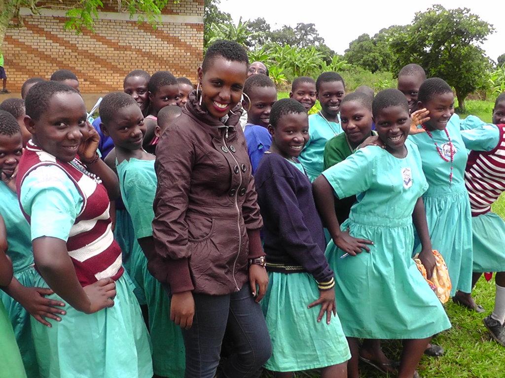 Send 300 Ugandan Girls to School
