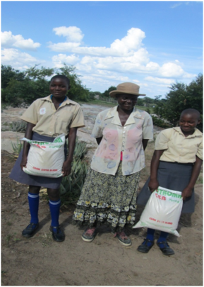 Thembeni and Children