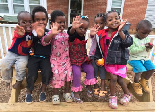 Create a Safe Playground for 50 Refugees in KY