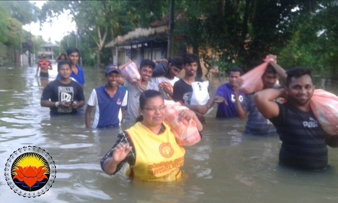 Support Sri Lanka Flood Relief