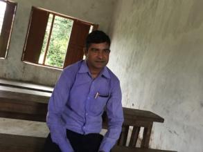 Mr. Tek Bahadur Karki Principal of School