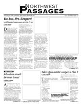 Take 2 in local paper (PDF)